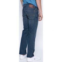 Mustang - Jeansy Tramper. Czarne jeansy męskie relaxed fit marki Mustang, l, z bawełny, z kapturem. W wyprzedaży za 139,90 zł.