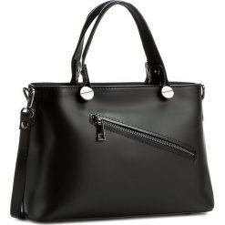 Torebka CREOLE - K10222 Czarny. Czarne torebki klasyczne damskie Creole, ze skóry. W wyprzedaży za 209,00 zł.