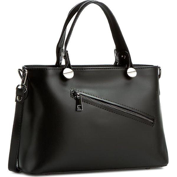 9ce88f21e577e Torebka CREOLE - K10222 Czarny - Czarne torebki klasyczne damskie Creole,  ze skóry. W wyprzedaży za 209,00 zł. - Torebki klasyczne damskie - Torebki  i ...