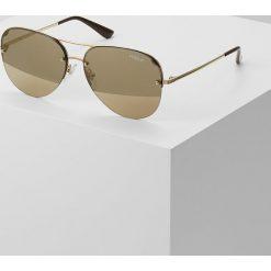 VOGUE Eyewear Okulary przeciwsłoneczne pale goldcoloured. Żółte okulary przeciwsłoneczne damskie lenonki VOGUE Eyewear. Za 429,00 zł.