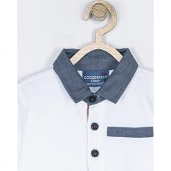 Koszulka. Białe t-shirty chłopięce z długim rękawem marki UP ALL NIGHT, z bawełny. Za 59,90 zł.