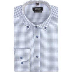 Koszula bexley 2641 długi rękaw custom fit niebieski. Szare koszule męskie marki Recman, m, z długim rękawem. Za 139,00 zł.