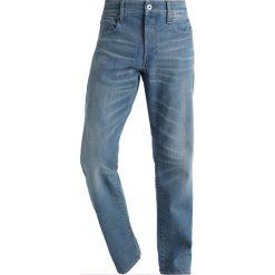 Jeansy męskie: GStar 3301 STRAIGHT Jeansy Straight Leg zoey stretch denim