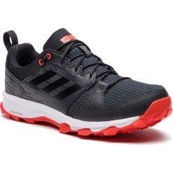 Buty adidas - Galaxy Trail B44671 Cblack/Cblack/Carbom. Czarne buty do biegania męskie Adidas, z materiału. Za 249,00 zł.