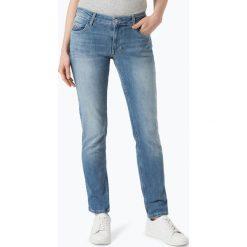 Odzież damska: Mustang – Jeansy damskie – Sissy, niebieski