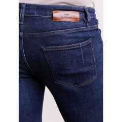 Won Hundred SHADY A DARK FAVOURITE Jeansy Slim Fit dark blue denim. Niebieskie jeansy męskie Won Hundred. W wyprzedaży za 443,40 zł.