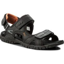 Sandały CAMEL ACTIVE - Ocean 422.11.04 Black(Orange). Czarne sandały męskie skórzane marki Camel Active. Za 429,00 zł.