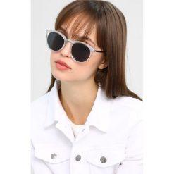Okulary przeciwsłoneczne damskie: Le Specs NO SMIRKING  Okulary przeciwsłoneczne clear/silvercoloured