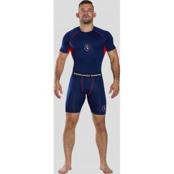 Ground Game Sportswear Spodenki Vale Tudo Athletic 2.0 granatowe r. XL. Szare spodenki sportowe męskie Ground Game Sportswear, sportowe. Za 110,05 zł.