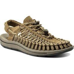 Sandały KEEN - Uneek 1018673 Antique Bronze/Canteen. Brązowe sandały męskie skórzane Keen. W wyprzedaży za 269,00 zł.
