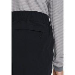 Bryczesy damskie: Black Diamond STORMLINE STRETCH RAIN PANTS Spodnie materiałowe black
