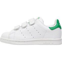 Adidas Originals STAN SMITH Tenisówki i Trampki white. Białe tenisówki męskie marki adidas Originals, z materiału. W wyprzedaży za 194,65 zł.