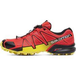 Buty trekkingowe męskie: Salomon Buty męskie Speedcross 4 Radiant Red r. 44 (9.5)