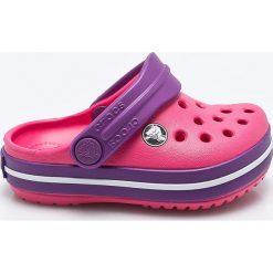 Klapki dziewczęce: Crocs – Klapki dziecięce