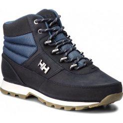 Trekkingi HELLY HANSEN - W Woodlands 108-07.598 Navy/Vintage Indigo/Off White. Niebieskie buty trekkingowe damskie Helly Hansen, na jesień. W wyprzedaży za 349,00 zł.