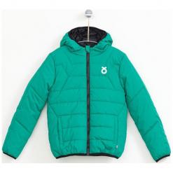 Kurtka w kolorze zielonym. Zielone kurtki chłopięce marki Lemon Fashion, klasyczne. W wyprzedaży za 124,95 zł.