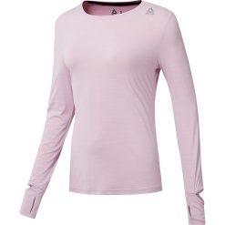 Koszulka do biegania damska REEBOK ACTIVCHILL RUNNING LONG SLEEVE / CE4535. Różowe bluzki asymetryczne Reebok. Za 143,00 zł.