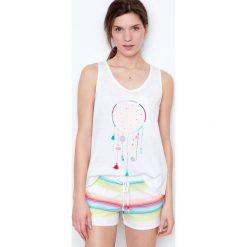 Piżamy damskie: Etam – Top piżamowy