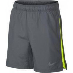 Nike Szorty Chłopięce B Nk Dry Short 6in Challgr Cool Grey Volt M. Szare spodenki chłopięce Nike, z materiału, sportowe. Za 105,00 zł.