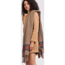 Camelowy Płaszcz Stop The Shiver. Czerwone płaszcze damskie zimowe marki Cropp, l. Za 299,99 zł.