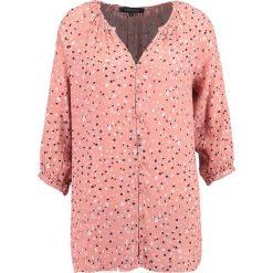 Bluzki asymetryczne: Soft Rebels SAFI BLOUSE Bluzka rosa dawn