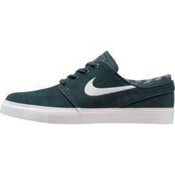 Nike SB ZOOM STEFAN JANOSKI Tenisówki i Trampki deep jungle/white/clay green/white. Zielone tenisówki męskie Nike SB, z materiału. Za 359,00 zł.