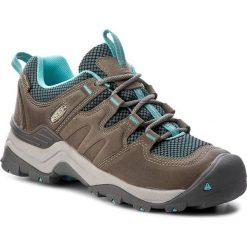 Trekkingi KEEN - Gypsum II Wp 1016516 Neutral Gray/Radiance. Brązowe buty trekkingowe damskie Keen. W wyprzedaży za 329,00 zł.