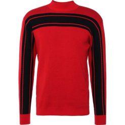Swetry klasyczne męskie: Won Hundred GAVIN Sweter chinese red