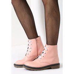 Różowe Botki Bring The Dog. Czerwone buty zimowe damskie vices. Za 79,99 zł.