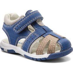 Sandały chłopięce: Sandały ACTION BOY – CM170525-69 Niebieski