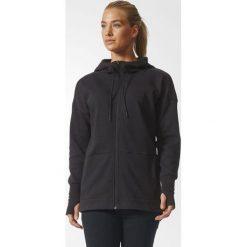 Bluzy rozpinane damskie: Adidas Bluza damska Timeout Hoodie czarna r.M (BQ9446)