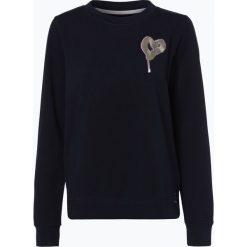 Bluzy damskie: Marc O'Polo Denim - Damska bluza nierozpinana, niebieski