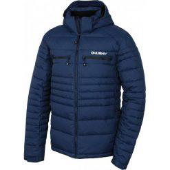 Husky Kurtka Norel M Tm. Blue L. Niebieskie kurtki sportowe męskie marki Oakley, na lato, z bawełny, eleganckie. Za 635,00 zł.