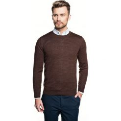 Sweter vetica półgolf brąz. Czerwone swetry klasyczne męskie marki Recman, m, z długim rękawem. Za 149,00 zł.
