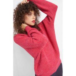 Sweter oversize z golfem. Brązowe golfy damskie marki Orsay, s, z dzianiny. Za 99,99 zł.