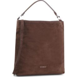 Torebka COCCINELLE - CI1 Keyla Suede E1 CI1 13 01 01 Ebano W00. Brązowe torebki klasyczne damskie marki Coccinelle, ze skóry. Za 1299,90 zł.