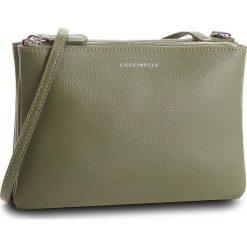Torebka COCCINELLE - CV3 Mini Bag E5 CV3 55 F7 07 Caper G02. Zielone listonoszki damskie Coccinelle, ze skóry. Za 699,90 zł.