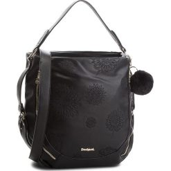 Torebka DESIGUAL - 18WAXPBR 2000. Czarne torebki klasyczne damskie Desigual, ze skóry ekologicznej. Za 349,90 zł.