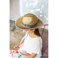 Kapelusz Summer. Czerwone kapelusze damskie Pakamera, na lato. Za 80,00 zł.