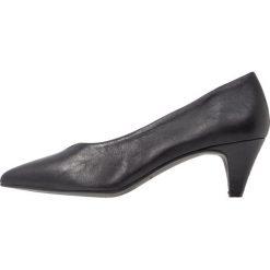 L'INTERVALLE ALBA Czółenka black. Czarne buty ślubne damskie L'INTERVALLE, z materiału. Za 419,00 zł.