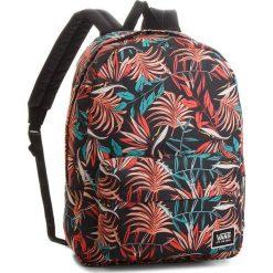 Plecak VANS - Realm Classic B VN0A34G7P20 Black Califo. Czarne plecaki męskie marki Vans, sportowe. W wyprzedaży za 129,00 zł.
