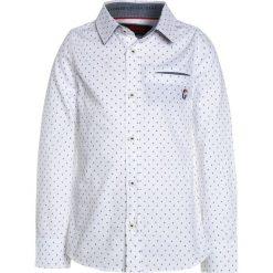Bluzki dziewczęce: Catimini DANDY CHEMISE LOSANGE Koszula white