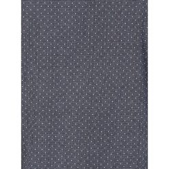 KOSZULA MĘSKA Z DŁUGIM RĘKAWEM K392 - GRAFITOWA. Szare koszule męskie na spinki marki Ombre Clothing, m, z kontrastowym kołnierzykiem, z długim rękawem. Za 49,00 zł.