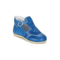 Sandały Dziecko  Citrouille et Compagnie  GODOLO. Niebieskie sandały chłopięce Citrouille et Compagnie. Za 127,20 zł.