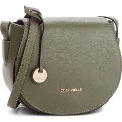 Torebka COCCINELLE - CF8 Clementine Soft E1 CF8 15 02 01 Caper G02. Zielone torebki klasyczne damskie Coccinelle, ze skóry. W wyprzedaży za 699,00 zł.
