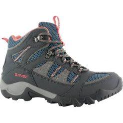 Buty trekkingowe damskie: Hitec Multiplex Buty damskie bryce ii womens brązowe-różowe r. 40