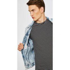 Only & Sons - Kurtka Rocker. Niebieskie kurtki męskie jeansowe marki Reserved, l. Za 219,90 zł.