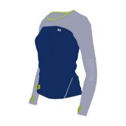 IQ Koszulka damska ESTI WMNS blue depths/aleutian/tender shoots r. XL. Szare t-shirty damskie marki IQ, l. Za 55,45 zł.