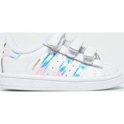 Buty sportowe dziewczęce: adidas Originals – Buty dziecięce Superstar Cf I