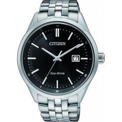 ZEGAREK CITIZEN Sports BM7251-88E. Czarne, analogowe zegarki męskie CITIZEN, sztuczne. Za 890,00 zł.
